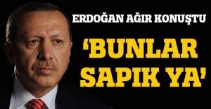 Cumhurbaşkanı Erdoğan, konuşuyor