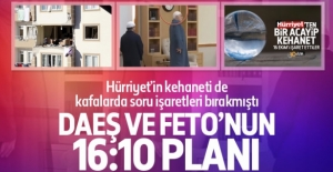 DAEŞ ve FETO'nun 16:10 planı