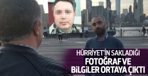 David Keynes yani Alpaslan Demir'in fotoğrafı
