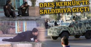 DEAŞ Kerkük'te saldırıya geçti