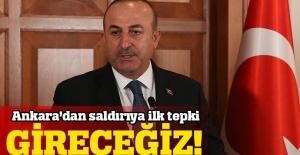 Dışişleri Bakanı Çavuşoğlu: Telafer'de saldırı olursa tedbir alırız