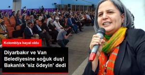 Diyarbakır ve Van Belediyelerine Uluslararası Toplantıya Katılım İzni Çıkmadı