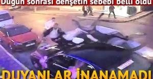 Düğünde halay başı olamadı diye 4 kişiye otomobille çarptı!