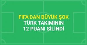 FIFA, Elazığspor'un 12 Puanını Sildi