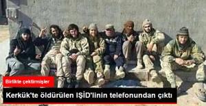 IŞİD'linin Telefonundan Çıkan Fotoğraflar