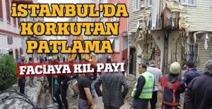 İstanbul'da korkutan (Beşiktaş patlama)
