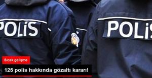 İstanbul Emniyeti'nde 3. Bylock Operasyonu! 125 Polis Hakkında Gözaltı Kararı