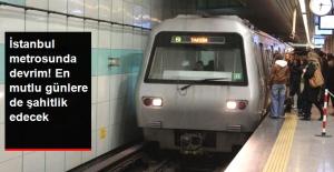 İstanbul Metrosunda Devrim: Artık İsteyenler Trende