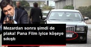 Kurtlar Vadisi#039;nde RTE Plakalı...