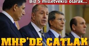 MHP'li 5 vekilden 'başkanlık' açıklaması: 'Hayır' oyu vereceğiz