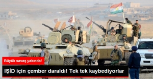 Musul Operasyonu Kapsamında 9 Köy IŞİD'den Kurtarıldı