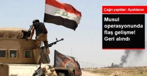 Musul Operasyonu'nda Flaş Gelişme! IŞİD'ten 352 Kilometrekarelik Toprak Geri Alındı