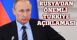Peskov: Erdoğan ve Putin büyük yol aldı