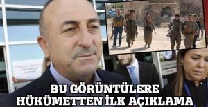 PKK'lıların Kerkük'e girmesi ile ilgili hükümetten ilk açıklama
