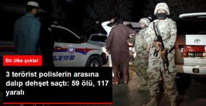Polis Eğitim Merkezine Saldırı: 59 Ölü, 117 Yaralı