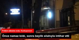 Polis Memuru, Polis Merkezinde İntihar Etti