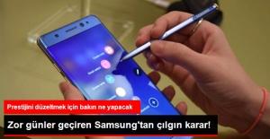 Samsung, Note 7'sini İade veya Değiştirmek İsteyenlere 310 Lira Ödeyecek
