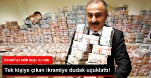 Sayısal'da 1.5 Milyon TL'lik Talih Kuşu Denizli'ye Vurdu