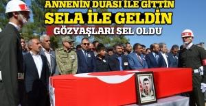 Şehit Er Hacıoğlu son yolculuğuna uğurlandı