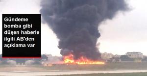 Son Dakika! AB Yalanladı: Malta'da Düşen Uçakta AB Yetkilileri Yok