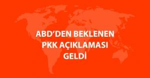 Son Dakika! ABD: PKK'nın Musul Operasyonuna Katılmasını Desteklemiyoruz