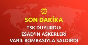 Son Dakika! Esad'ın Askerleri Varil Bombasıyla Saldırdı! 2 Muhalif Şehit