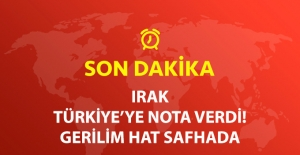 Son Dakika! Irak, Türkiye#039;ye...