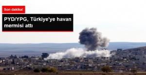 Son Dakika! TSK: PYD/YPG Afrin'den Türkiye'ye Havan Mermisi Attı