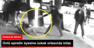 Tatar Aşireti Üyesi Ankara'da Sokak Ortasında Öldürüldü