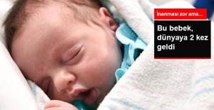Teksaslı Bebek, Dünyaya İki Kez Geldi