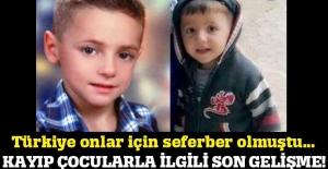 Tokat'taki kayıp çocuklarla ilgili son gelişme!