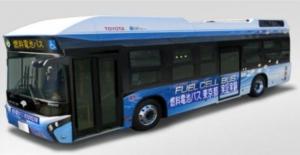 Toyota, yeni hidrojen yakıtlı otobüslerini duyurdu