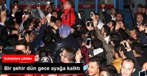 Trabzonsporlu Taraftarlar, Takımı Havalimanında Karşıladı