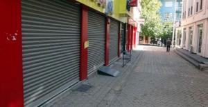 Tunceli'de kepenk kapatan esnafa ceza verilecek