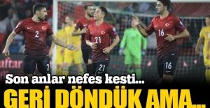 Türkiye 2-2 Ukrayna maç özeti ve golleri! (Türkiye Ukrayna maç skoru!)