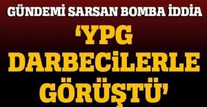 Washinton Post: YPG İncirlik'te darbecilerle görüştü