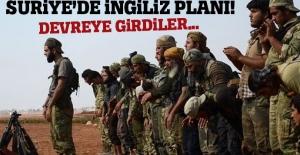 """""""Yeni Suriye Ordusu'nu İngilizler eğitecek"""