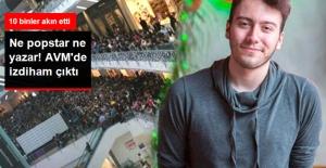 YouTube Yıldızı Enes Batur AVM'de İzdihama Sebep Oldu