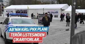 AB, PKK'yı terör örgütü listesinden çıkaracak
