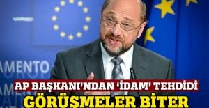 AP Başkanı Schulz: Türkiye#039;de...