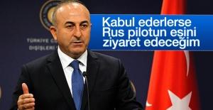 Bakan Çavuşoğlu Rusya devlet televizyonuna konuştu