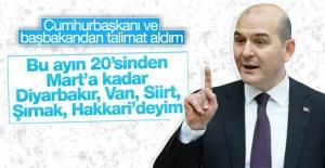 Bakan Soylu: Nisan ayı PKK için hiç iyi olmayacak