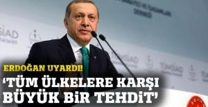 Erdoğan: FETÖ varlık gösterdiği tüm ülkelere karşı büyük bir tehdit