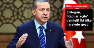 Erdoğan'ın Resti Sonrası Bulgaristan ile Yunanistan Mülteci  için.....