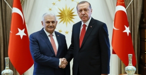 Erdoğan-Yıldırım görüşmesi 4 saat sürdü