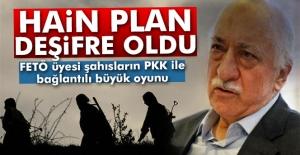 FETÖ ile PKK'nın oyunu MİT ve polis operasyonuyla deşifre oldu
