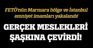 FETÖ'nün Marmara Bölge İmamı ve İstanbul Emniyet İmamı yakalandı