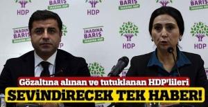 Gözaltına alınan ve tutuklanan HDP#039;lileri...
