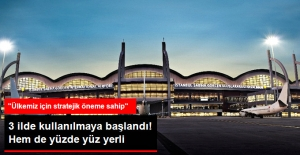 Havalimanlarına Milli Haberleşme Sistemi!