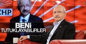 Kılıçdaroğlu: Kimse bana dokunamaz diyemiyorum